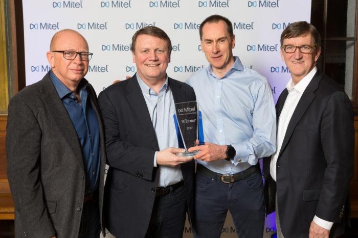 Charterhouse wins Mitel EMEA award